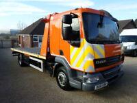 2011 DAF TRUCKS LF 45, Roger Dyson, Tilt and Slide, Recovery Truck, 10 Tonne
