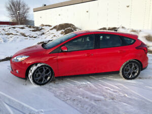 2013 Ford Focus, MINT Condition, 19000 km.