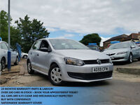 2010 Volkswagen Polo 1.2 ( 60ps ) S ONLY 42K MILES DONE, NEW SHAPE POLO