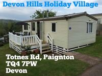 Static Caravan in English Riviera, Devon, Torbay, Paignton