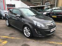 2013 VAUXHALL CORSA 1.4 I 16V SRI (A/C) 1 FORMER KEEPER FROM NEW F/S/H