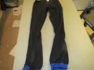 Womens Black Victoria's Challenge Skating Pants