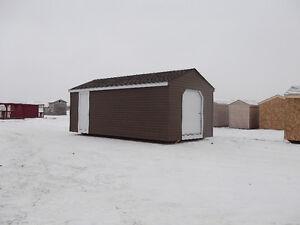 Custom Built Garden & Storage Sheds.
