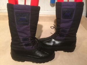 Women's Arctic Ridge Rugged Wear Winter Boots Size 8 London Ontario image 1