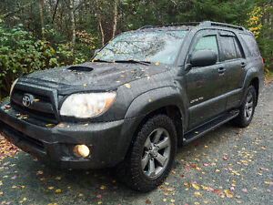 * Last chance * 2008 4 Runner limited. 4x4