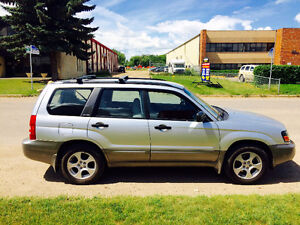 2004 Subaru Forester XS - FINANCING AVAILABLE