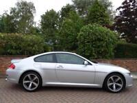 2008 08 BMW 635 3.0TD ( 286 bhp ) auto d Sport..HIGH SPEC..PANORAMIC GLASS ROOF