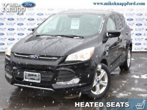 2016 Ford Escape SE  Low Mileage, Heated Seats