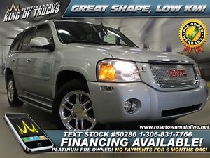 2008 GMC Envoy Denali Leather | 4WD | Low KM