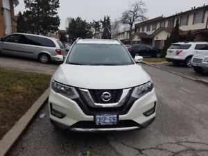 Lease Takeover for Nissan Rogue 2017 (7 seat)