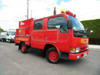 Nissan Cabstar 2.0 Double Cab - Only