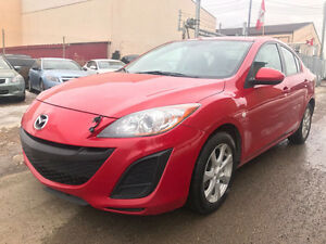 2010 Mazda 3sedan automatic 157000 km inspected fully detail