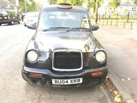 LONDON TAXIS INTERNATIONAL TX2 BRONZE AUTO 2004/54 REG HACKNEY TAXI