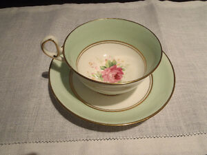 Antique Bone China Teacups and Saucers Kitchener / Waterloo Kitchener Area image 9