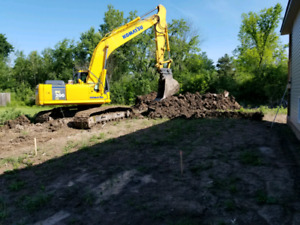 T&G CONCRETE And RJR EXCAVATING
