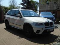 2011 61 Reg BMW X5 3.0TD Auto XDrive40d SE