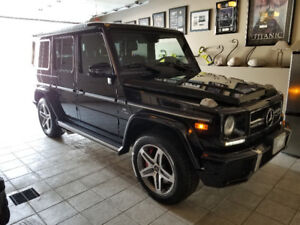 2017 Mercedes-Benz G-Class AMG G 63 SUV, Crossover
