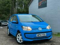 2014 Volkswagen Up Move Up Bluemotion Technology 1