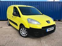 Peugeot Partner 1.6HDi ( 75 ) L1 625 SE 3 Seats ***£3,000***