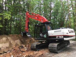 Excavator Rental/Rock Truck & Equipment Rentals