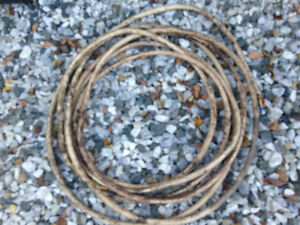 Roll of 8 gauge 4 conductor wire