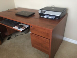 Executive Size Desk Price Reduction - Great Deal!
