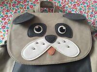 Cute dog bag / ruck sack
