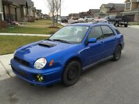 2003 Subaru WRX - Price Negotiable