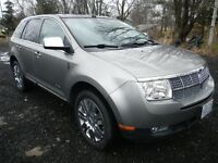 2008 Lincoln MKX Heated & A/C Leather Seats