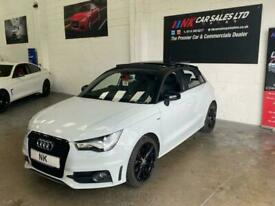 image for 2014 AUDI A1 1.4 SPORTBACK TFSI S LINE STYLE EDITION 5D 121 BHP PAN ROOF