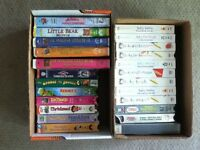 Walt Disney VHS Movies