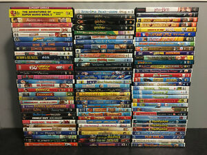 632 DVDs and TV Box Sets