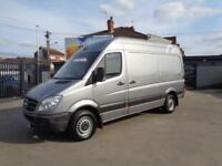 MERCEDES-BENZ SPRINTER 2.1TD | 313 CDi | MWB | 1 OWNER | 2012 MODEL