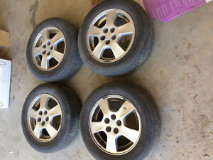 Cavalier rims and tires