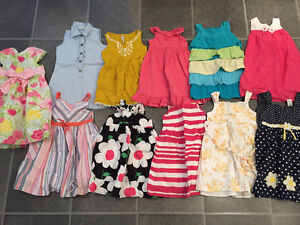 EXCELLENT CONDITION spring & summer clothes size 4T