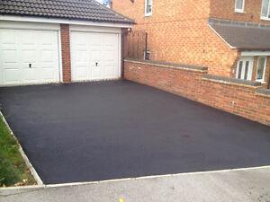 20ltr Black Tarmac Driveway  Paint And Driveway Sealer - Sealant - drivemaster -
