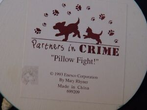 Partners In Crime Dog & Cat Figurine London Ontario image 5