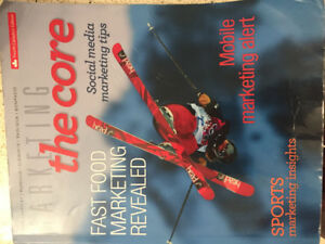 Conestoga marketing the core ( fourth edition)