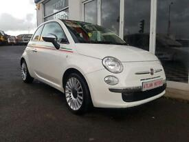 2010 Fiat 500 1.3 Multijet Lounge 3dr (start/stop)
