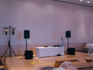 company staff party / do it yourself dj sound system Cambridge Kitchener Area image 4
