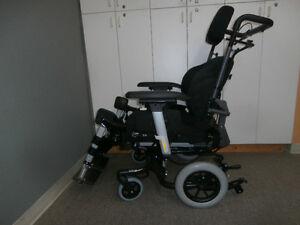 IBIS X-Series Tilt-in-Space Manual Wheelchair Campbell River Comox Valley Area image 8