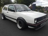 Volkswagen Mk2 Golf 1.8 16v GTi Air Ride Show Car