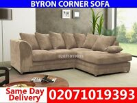 Cream Color Corner Sofa--Order Now!