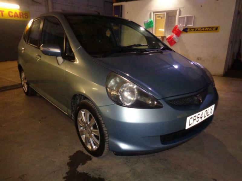 2005 Honda Jazz 1.4 i DSi SE 5dr [SR] 5 door Hatchback