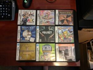 Nintendo DS Games - All Complete in Box! (see inside for prices)