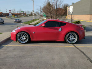 2011 370z lightly modded
