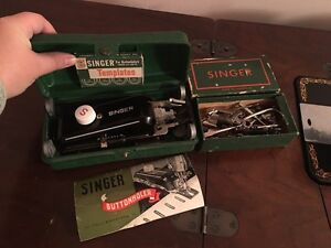Antique Singer Sewing Table Cornwall Ontario image 4