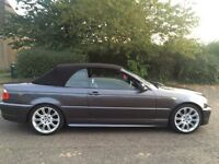 BMW 318iCI M SPORTS CONVERTIBLE £3200 ono