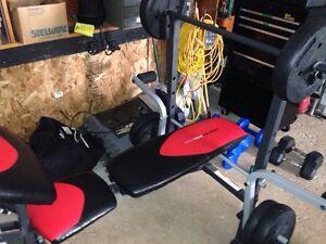 Multi Weight Machine