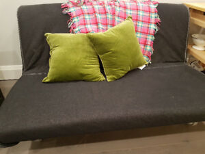 Selling an Ikea Sofa Bed $100-very good condition!